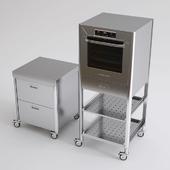 Alpes Inox Kitchen Furniture