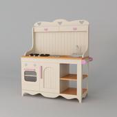 """Детская игрушечная кухня из дерева """"Прерия"""" KidKraft"""