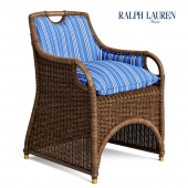RALPH LAUREN Jamaica Wicker Dining chair