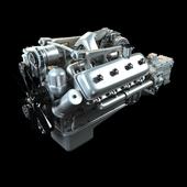 engine KrAZ YaMZ
