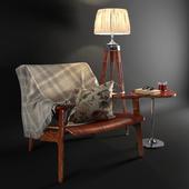 Кресло от Sergio Rodrigues