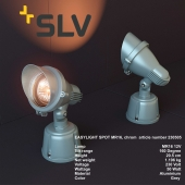 """EASYLIGHT SPOT MR16"" SLV 230505"