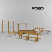 Оборудование для детской площадки Arbero
