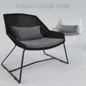 Breeze lounge chair (Cane-line)