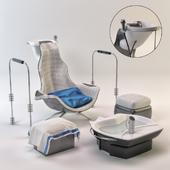 Nails Chair