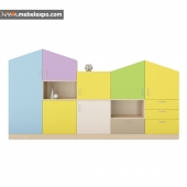 Children's furniture - cabinets Houses