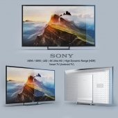 Sony XE94 / XE93 | LED | 4K Ultra HD | High Dynamic Range (HDR) | Smart TV (Android TV)