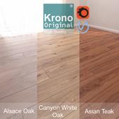 Напольное покрытие Krono Kronofix Classic (part 2)