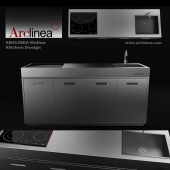 Arclinea kitchen
