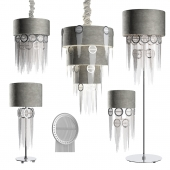 Люстра, лампа, бра, торшер Eurolampart,  коллекция Belt