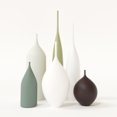Porcelain vessels