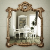 Gilf Surrialist Mirror frame