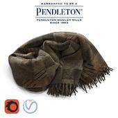 PENDLETON woolen blanket _ for Corona Renderer and Vray