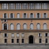 Фасад здания для Background