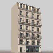 Фасад ле Шамп