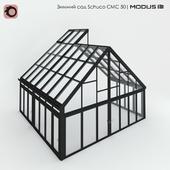 Зимний сад CMC 50 MODUS. Встраиваемый, два этажа