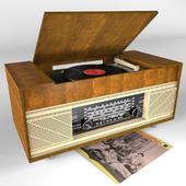 radiogram Record 66