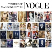 Sweep VOGUE magazine covers Google+
