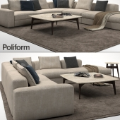 Poliform Dune Sofa