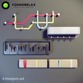Cosmorelax Hangers set