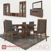 Berkenwood Antonio Столовая