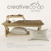Creative CO-OP Home bench DF0131