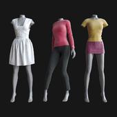 Женская одежда №2
