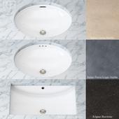Set for bathroom sinks