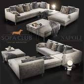 Диван Napoli Sofa Club