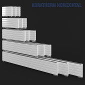 KORADO KORATHERM HORIZONTAL type 20 height 366mm