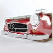 TВ тумба Mercedes Benz