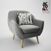 Actona Elly armchair