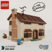 Lego, Simpsons  71006