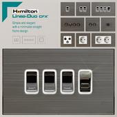 Elekrofurnitrua - Hamilton - Linea-Duo CFX