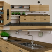 SCAVOLINI FEEL KITCHEN