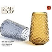 Vase DomeDeco