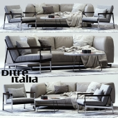 St Germain Sofa | Daytona Armchair