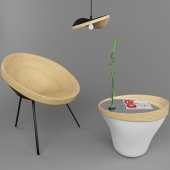 Sagano bamboo furniture