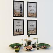PRO  dekor set 5