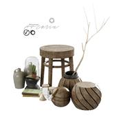 Peace pallet set
