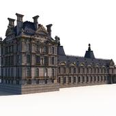La Louvre Pavillion De Flore