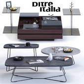 Ditre Italia Coffee Tables Set