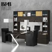 Writing_desk_AC_EXECUTIVE_B & B_Italia