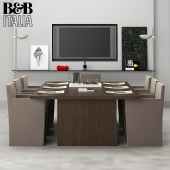Desk_Executive_B&B_Italia