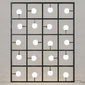Areti squares lighting