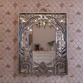 "зеркало ""Ар Деко"""