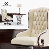 Tha Chairman & Mon Bureau by Christopher Guy