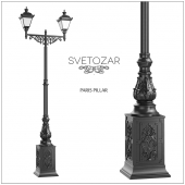 "Svetozar Pillar ""Paris"""