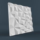 """3D панель """"Скала"""""""