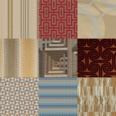 Текстиль фабрики Stroheim_Geometric Abstract vol 4